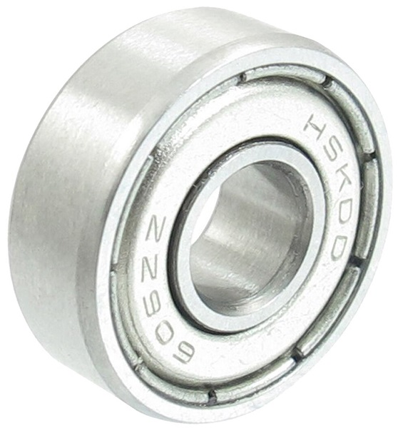 Аналог закрытый металлом 606 ZZ
