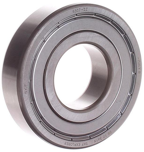 Аналог закрытый металлом - 6307 ZZ